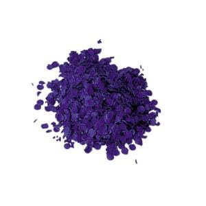 Konfetti dunkelblau Premium 1 kg (10 mm)