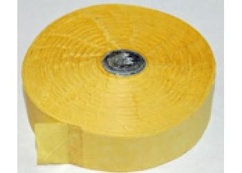Scheiben Konfetti, gelb