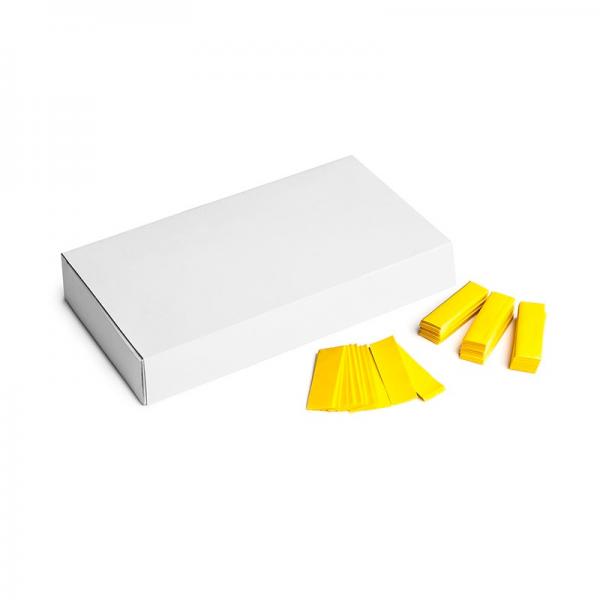 Slow Fall Konfetti gelb 500g Box