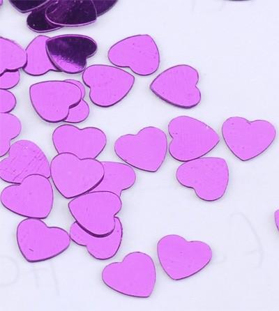Konfetti Herzen pink