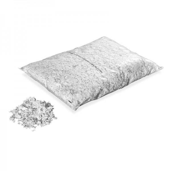 FX Konfetti Schneeflocken, weiß, 500g