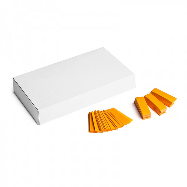 Slow Fall Konfetti orange 500g Box