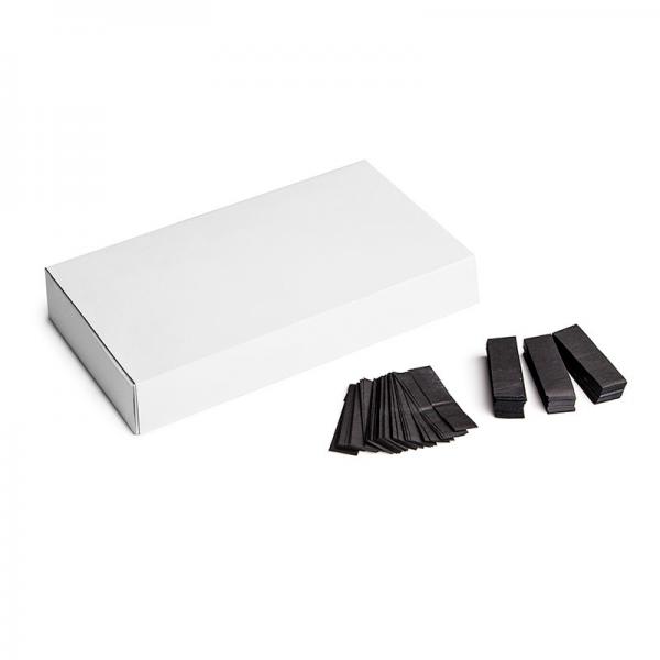 Slow Fall Konfetti schwarz 500g Box