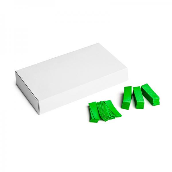FX Slow Fall Konfetti hellgrün, 500g Box